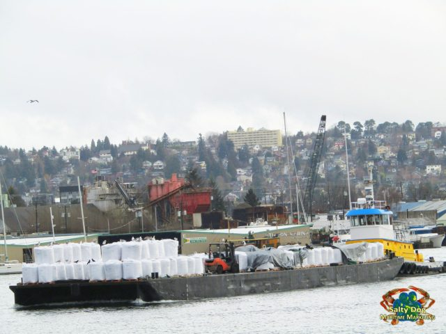 Dunlap Towing Company >> Tug and Barge Companies NW, Western Towboat Company, Seattle Tug & Barge Companies, Tug Wasp ...