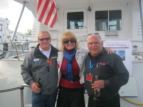 20. Trawler Fest, Dockside Award Ceremony