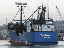 Commercial fishing ak crabbers deadliest catch boats for Seattle fishing jobs