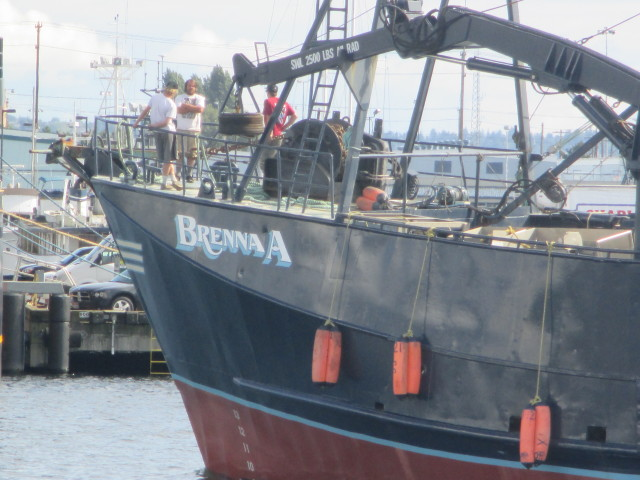 F/V Breanna A. SE AK Tender, Whats up guys - St. George Marine - Go Sean - Dwyer Family Boat - Pat Lives On!