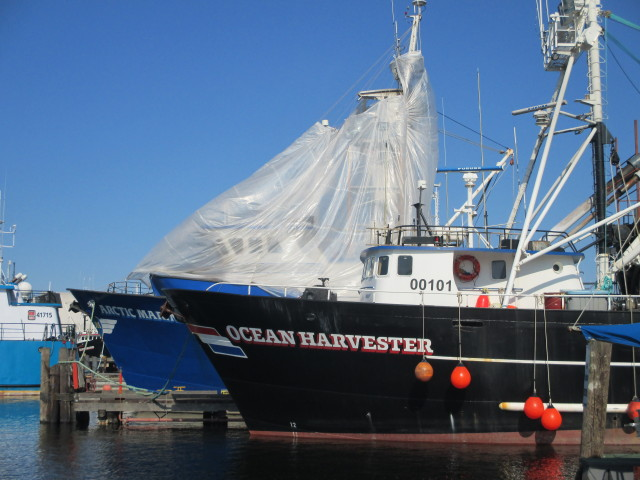 Commercial Fishing Ak Crabbers Deadliest Catch Boats
