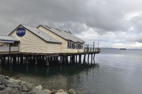 Seattle Boat Show Seattle Dock Dine Slips Lake Union Restaurants