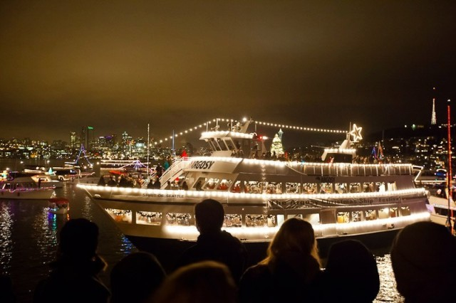 Argosy Cruises Christmas Ship Festival is here again as part of a holiday celebration that has been a Pacific Northwest tradition since 1949!