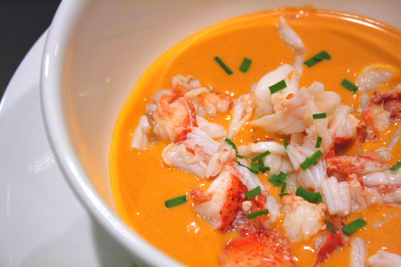 Winter Warm NW Boating Recipe: Lobster Bisque, Fresh Wild ...