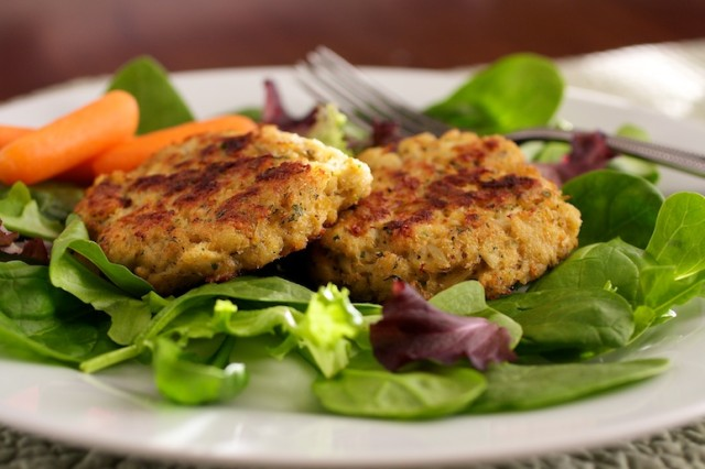 Worlds Best Salmon Cakes
