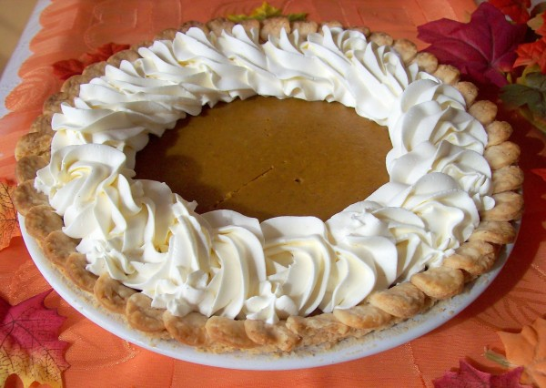 Pumpkin Pie Recipe, Salty Dog Pacific NW Boaters - Fall Season of Baking