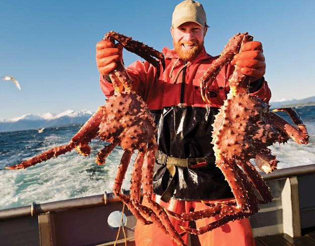 Alaska King Crab Legs, God Bless our Fishermen!