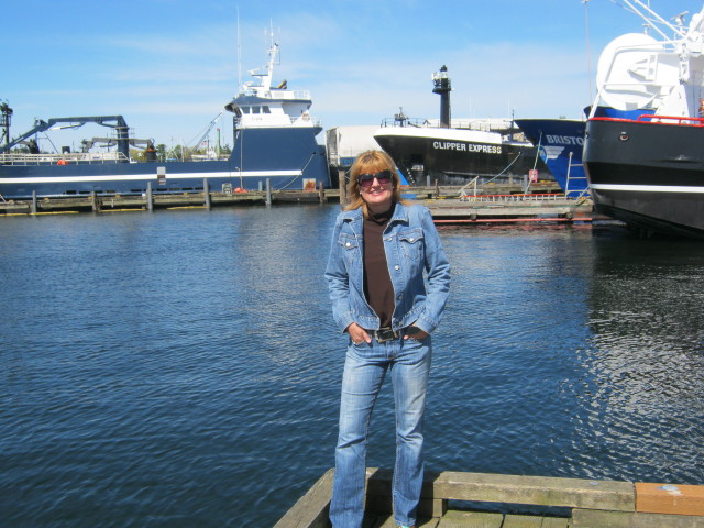 Salty Dog Boating News, Salty Dog Publisher, Bristol Bay Girl!