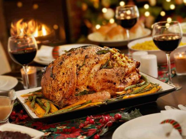 Thanksgiving Turkey, Land or Sea Holiday PNW to AK Cooking with Family & Friends, & Lots of Wine!