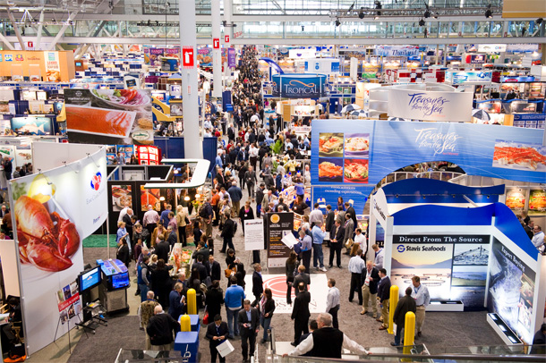 Seafood Expo North America, Seafood Processing North America, Boston USA 2017