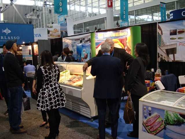 Seafood Expo North America, Seafood Processing North America, Boston USA, PNW Seafood Leader Head Out East